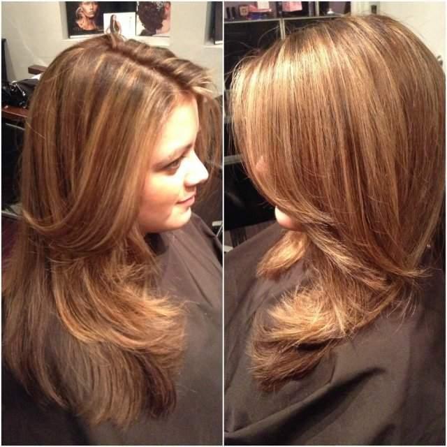 Karamel Altın Koyu Açık Bakır çikolata Kahve Karamel Saç Rengi