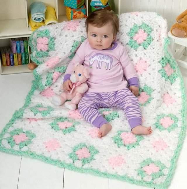 Çoçuk Battaniye Modelleri Yapılışları Yeni En Güzel  Erkek Kız Bebek Battaniyeleri