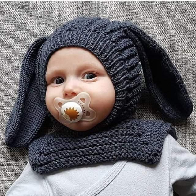 Bebek Örgü Şapka Modelleri Bebek Şapkası Örgü Yapımı 2019