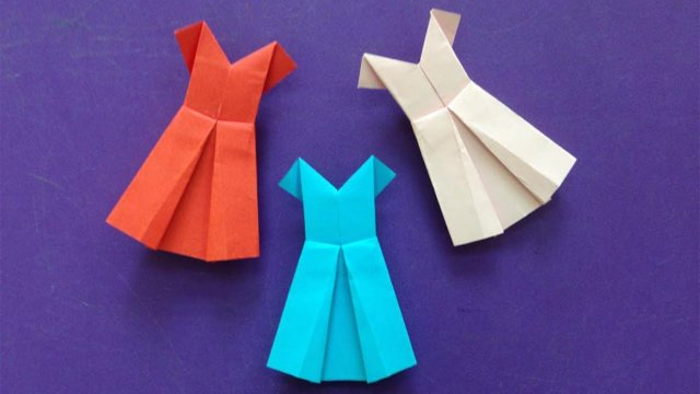 Origami Katlama Sanatı Kolay Örnekleri Modelleri 2020