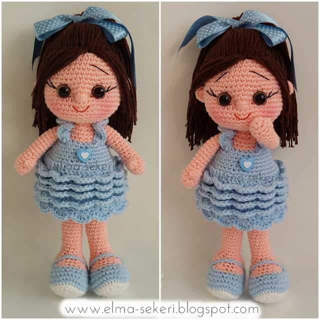 dolls dolls dolls #dollsdollsdolls Knit amigurumi Amigurumi Dolls ... | 640x640