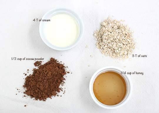 Evde Çikolata Yüz Maskesi Yapımı Resimli Anlatım
