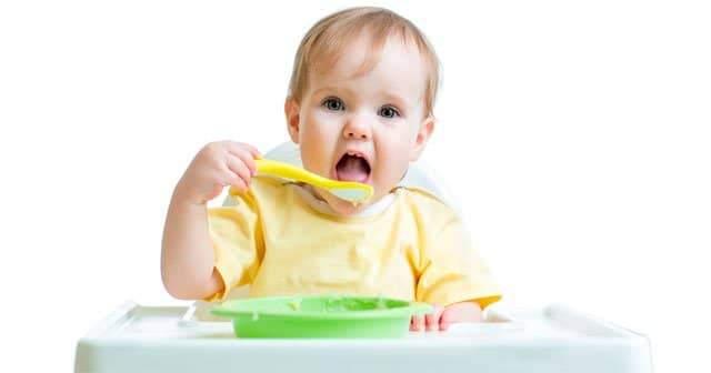 8 (Sekiz) Aylık Bebek Yemekleri En Lezzetli Besleyici 5 Farklı Tarif