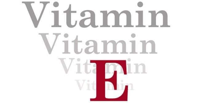 E Vitamini Nelerde Bulunur, Nelerde Var? E Vitaminli Yiyecekler Listesi