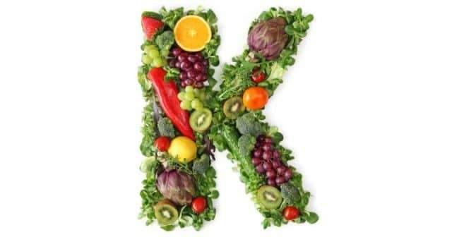 K Vitamini Nelerde Var, Nelerde Bulunur? K Vitamini İçeren Sebzeler Meyveler