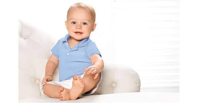 Çocuk 10 ayda ne yapabilir - gelişim
