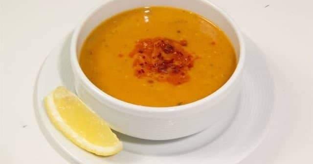 Kırmızı Mercimek Çorbası Kaç Kalori? Mercimek Çorbası Diyeti Listesi