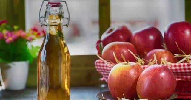 Evde Doğal Organik Hakiki Elma Sirkesi Yapımı Uzmanlardan Tarifler