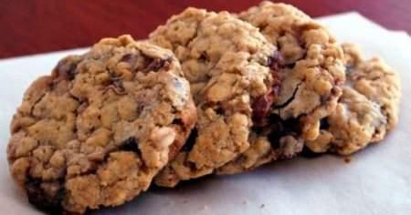 Şekersiz Unsuz Yulaf Ezmeli Elmalı Diyet Kurabiye, Kurabiye Kaç Kalori?