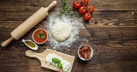 Diyet Pizza Nasıl Yapılır, Pizza Kilo Aldırır mı Kilo Yapar mı?