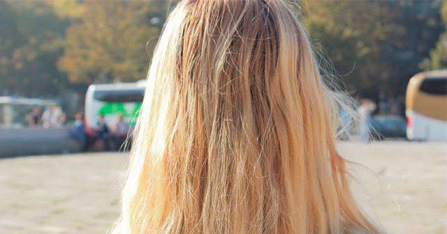 Oksijen Suyu İle Saç Rengi Açma Erkek Ve Kadınlar İçin