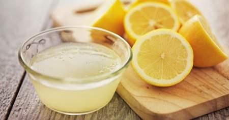 Limonla Saç Rengi Açma Limonla Saç Rengi Nasıl Açılır?