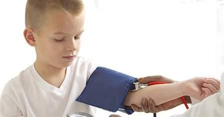 Çocuklarda Hipertansiyon Ve Düşük Tansiyon Ne Demektir?