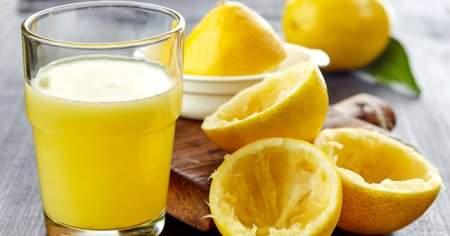 Limon Tansiyonu Yükseltirmi Düşürürmü Limonun Tansiyona Etkisi