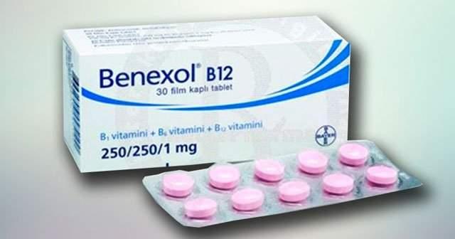 B12 Benexol İçerik Bilgisi, Ne İşe Yarar Nasıl Kullanılır Kilo Aldırır mı