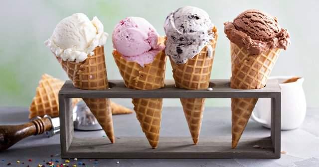 Dondurma Kaç Kalori Sade Dondurma Kakaolu Dondurma Kalori