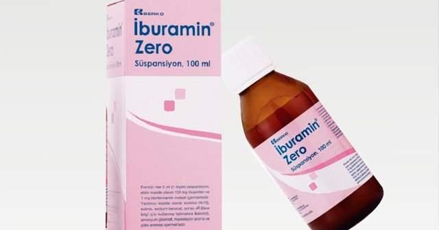 İburamin Zero Şurup Fiyatı İburamin Zero 100 Ml Niçin Kullanılır