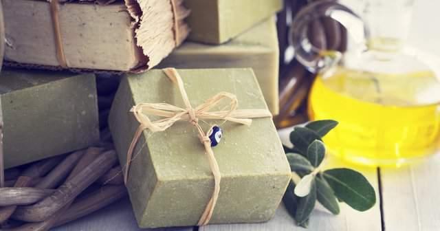 Zeytinyağlı Sabun Yapımı, Evde Organik Zeytinyağlı Sabun Nasıl Yapılır?