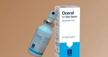 Oceral Sprey Fiyatı Oceral %1 Deri Spreyi Yan Etkileri