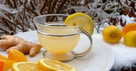 Toz Zencefil Çayı Taze Zencefil Çayı Kuru Zencefil Çayı Nasıl Yapılır