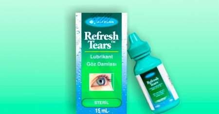 Refresh Tek Dozluk Göz Damlası Suni Gözyaşı Fiyatı Ne Kadar