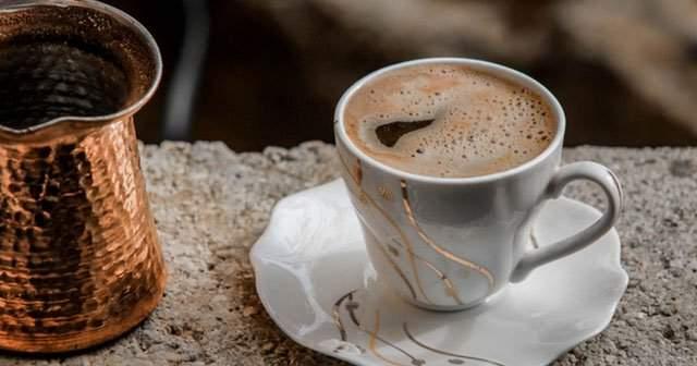 Türk Kahvesinde Kafein Var mı Türk Kahvesi Zararlı mı?