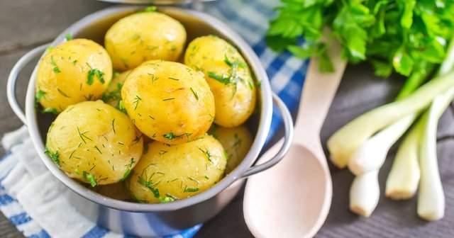 Patates Haşlama Süresi Nedir Patates Kaç dk da Ne Kadar Sürede Haşlanır