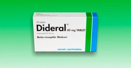 Dideral İlaç Tablet Ne İşe Yarar Zayıflatır mı Etken Maddesi Fiyatı
