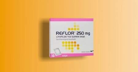Reflor Şase Fiyat Nedir Reflor 250 Mg Prospektüsü