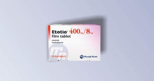 Etotio 400 mg Etotio Tablet Fiyat Nedir, Yan Etkileri