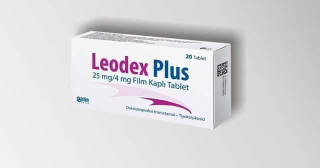 Leodex Plus 25 mg Nedir Ne İşe Yarar Yan Etkileri