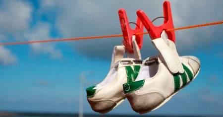Çamaşır Makinesinde Ayakkabı Yıkama Yöntemi