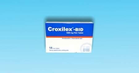 Croxilex Antibiyotik Yan Etkileri Nelerdir Croxilex 1000 mg Fiyat
