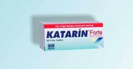 Katarin İlaç Kapsül Hap Tablet Fiyat Nedir Ne İçin Kullanılır