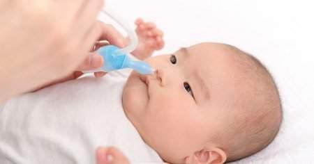 Evde Bebek Burun Temizleme Yöntemleri Nelerdir?