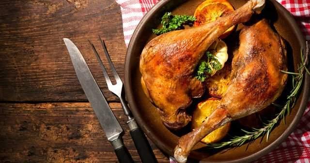 1 Adet Haşlama Fırında Kızartma Tavuk But Kalori Değeri Nedir