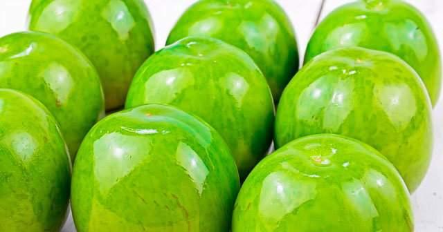 1 (Bir) Adet Yeşil Erik Kaç Kalori Erik Zayıflatır mı?