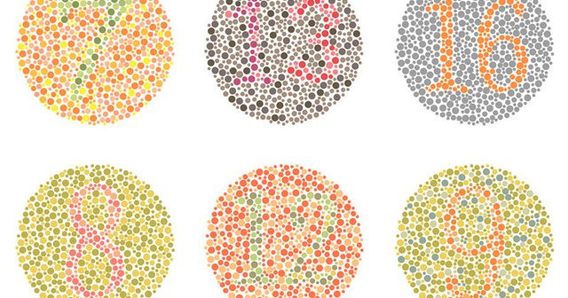 Renk Körlüğü Nedir Belirtileri Nedenleri Tedavisi Renk Körleri Nasıl Görür