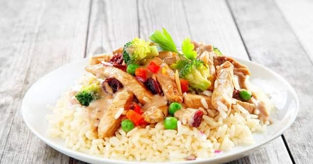 Tavuklu Pilav Kalori Miktarı Ne Kilo Yapar mı