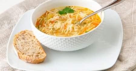 1 Kase 1 Porsiyon Şehriye Çorbası Kalori Miktarları