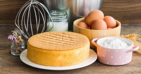 Evde Pandispanya Keki Pasta Nasıl Yapılır?