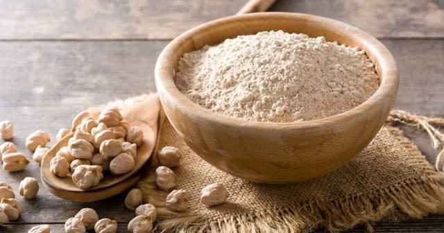 Nohut Unundan Ekmek Yapmak İçin Lezzetli Ve Kolay 2 Farklı Tarif