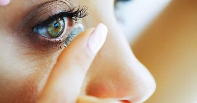 Lens Gözüme Batıyor Yakıyor Lens Neden Batar? Lens Batmasına Çözüm
