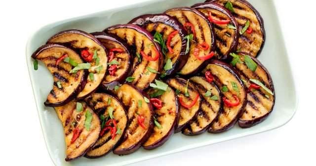 Karatay Diyetine Uygun Diyet Patlıcan Yemeği Tarifi