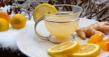 Zencefil Suyunun Zencefilli Limon Suyunun Zayıflamaya Sağlığa Yararları