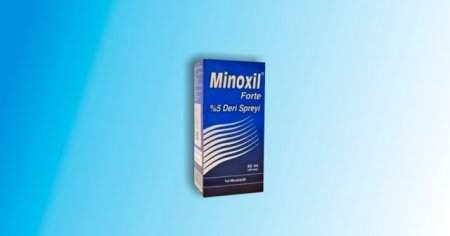 Minoxil Forte 5 Saç Deri Spreyi Kullananların Olumlu Ve Olumsuz Yorumları