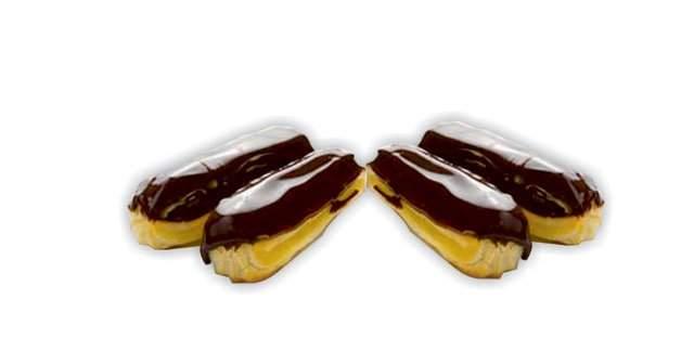 Ekler Pasta Ekler Tatlısı Kalori Değeri Ne Diyet Ekler Tarifi