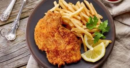 Tavuk, Piliç Şinitzel Kaç Kaloridir Sağlığa Faydaları Nelerdir?