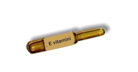 E Vitamini Yüze Sürülür mü Yüze Faydaları Nelerdir