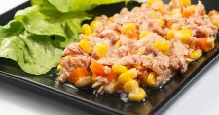 Diyet Ton Balıklı Salata Yapmak İçin 3 Farklı Tarif